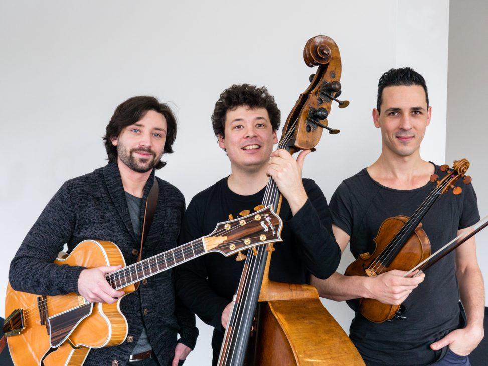 Matyas Nemeth Trio
