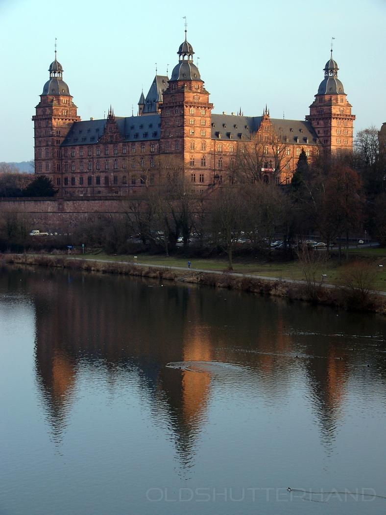 Schloss Johannesburg