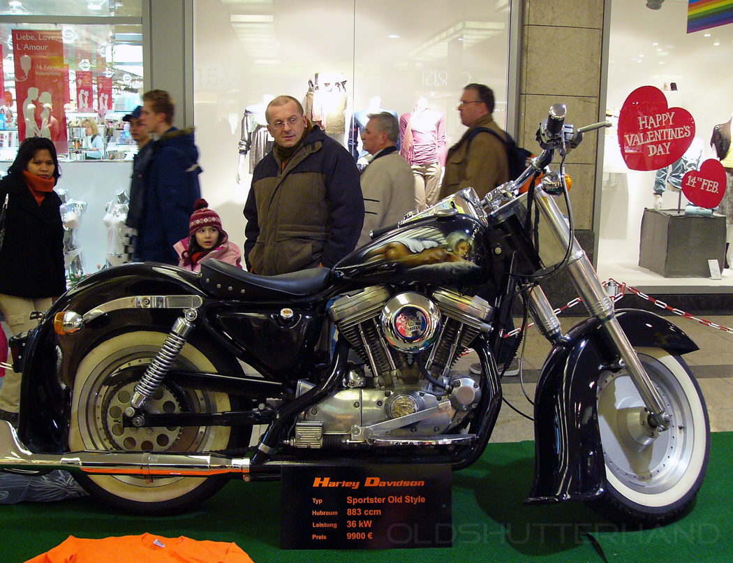 Harley Davidson Traum