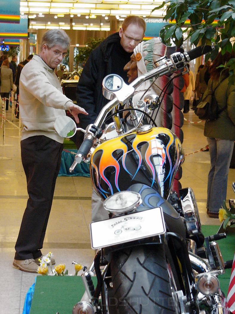 Harley Davidson Ausstellung Aschaffenburg