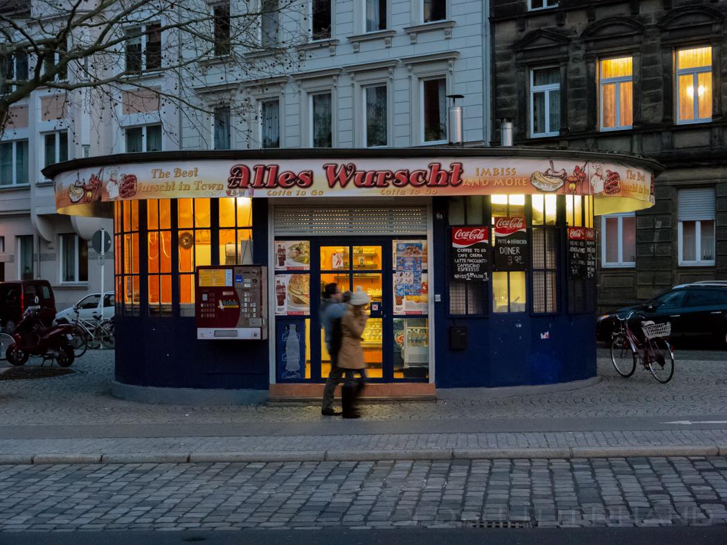 Bamberg Wurstbude