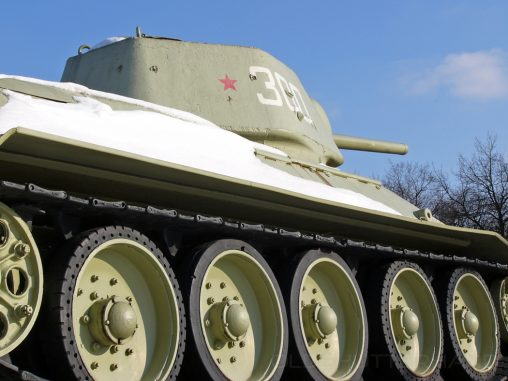 Sowjetisches Ehrenmahl T34/76