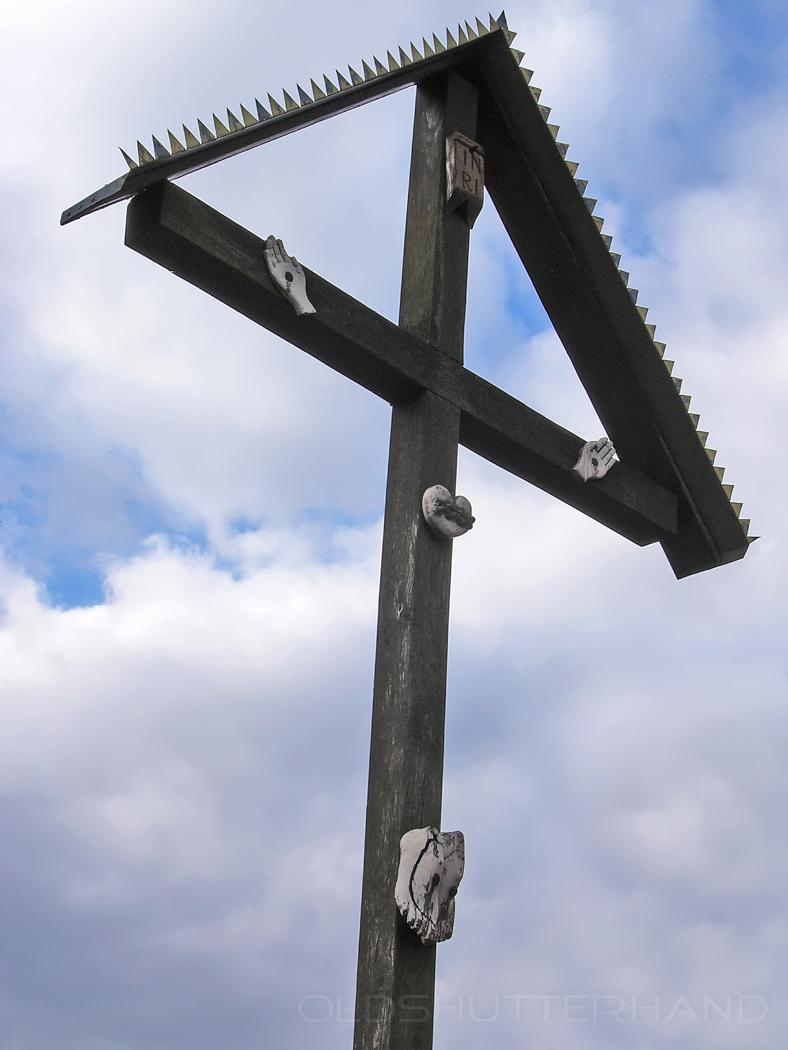Kruzifix bei Leibaroes
