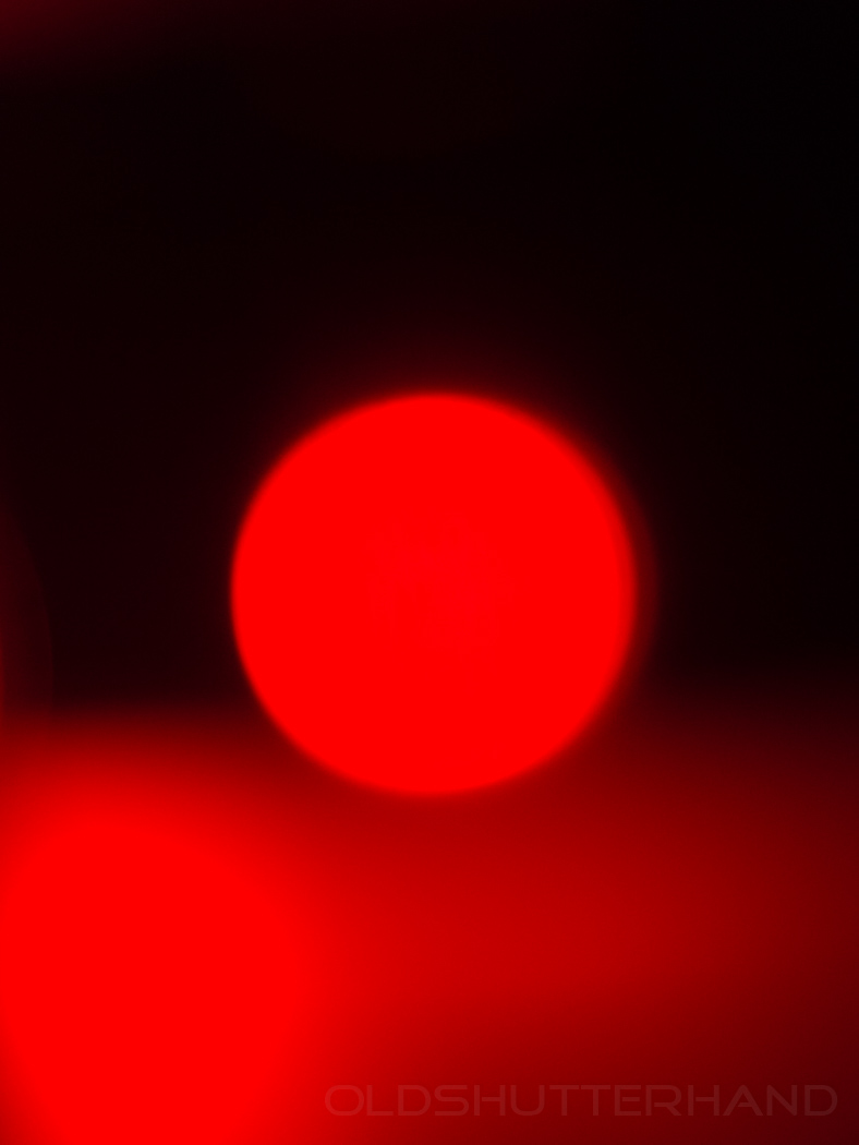 Rotlicht …