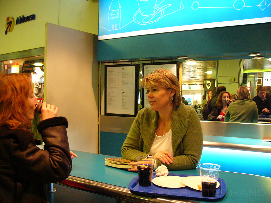 Flughafen Barajas, Madrid