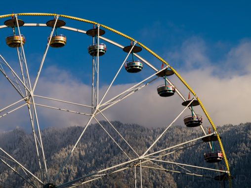 Riesenrad Montreux