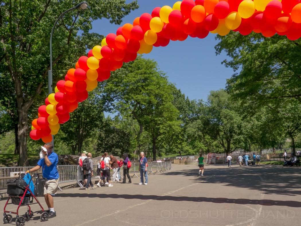 Aids walk 2012 …