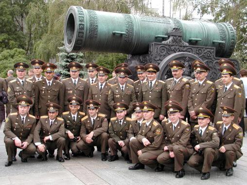 im Kreml 2003