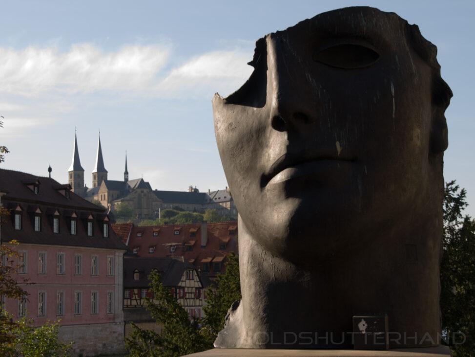 Mitoraj Skulptur Bamberg