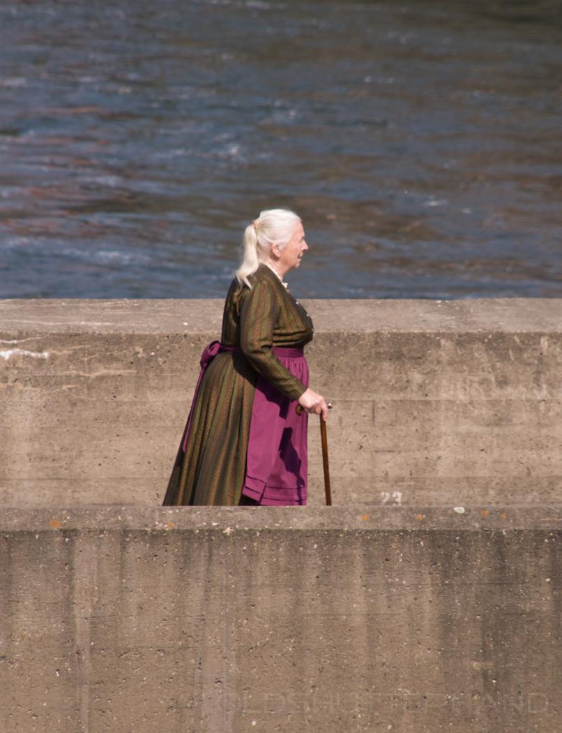 Dame in Bamberg