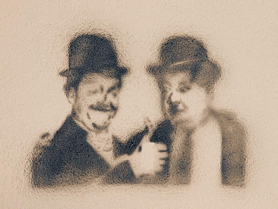 Stan und Olli