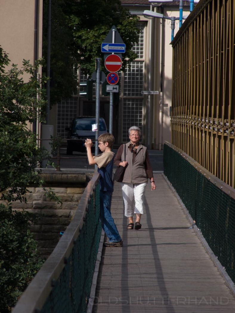 Bamberg Straße Fotograf
