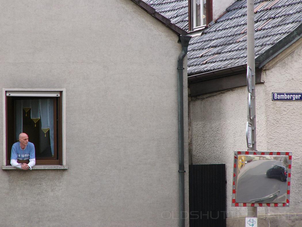 Fenstergucker in Baunach