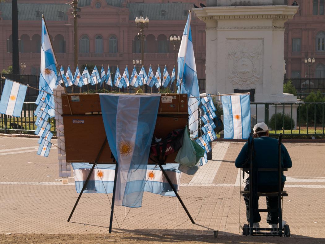 Buenos Aires Flaggen
