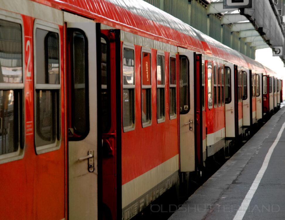 Eisenbahnzug