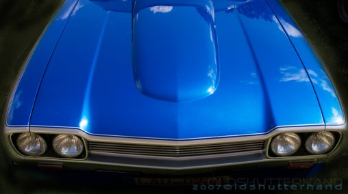 Ford Capri Haube