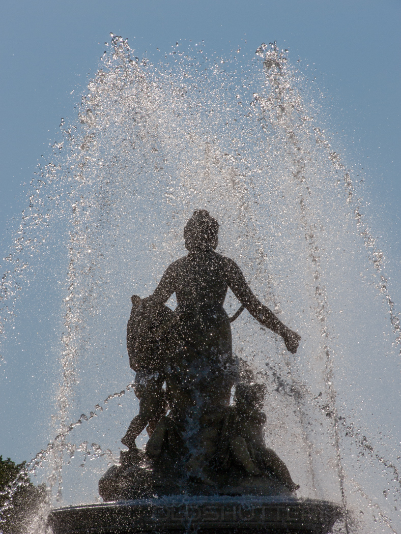 Brunnen von Herrenchiemsee