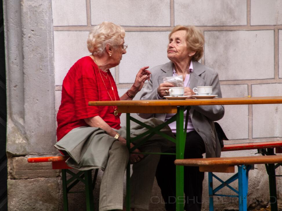 Kaffeetrinkerinnen