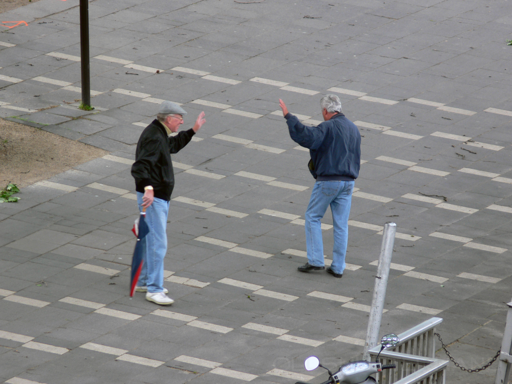 Männer in Köln