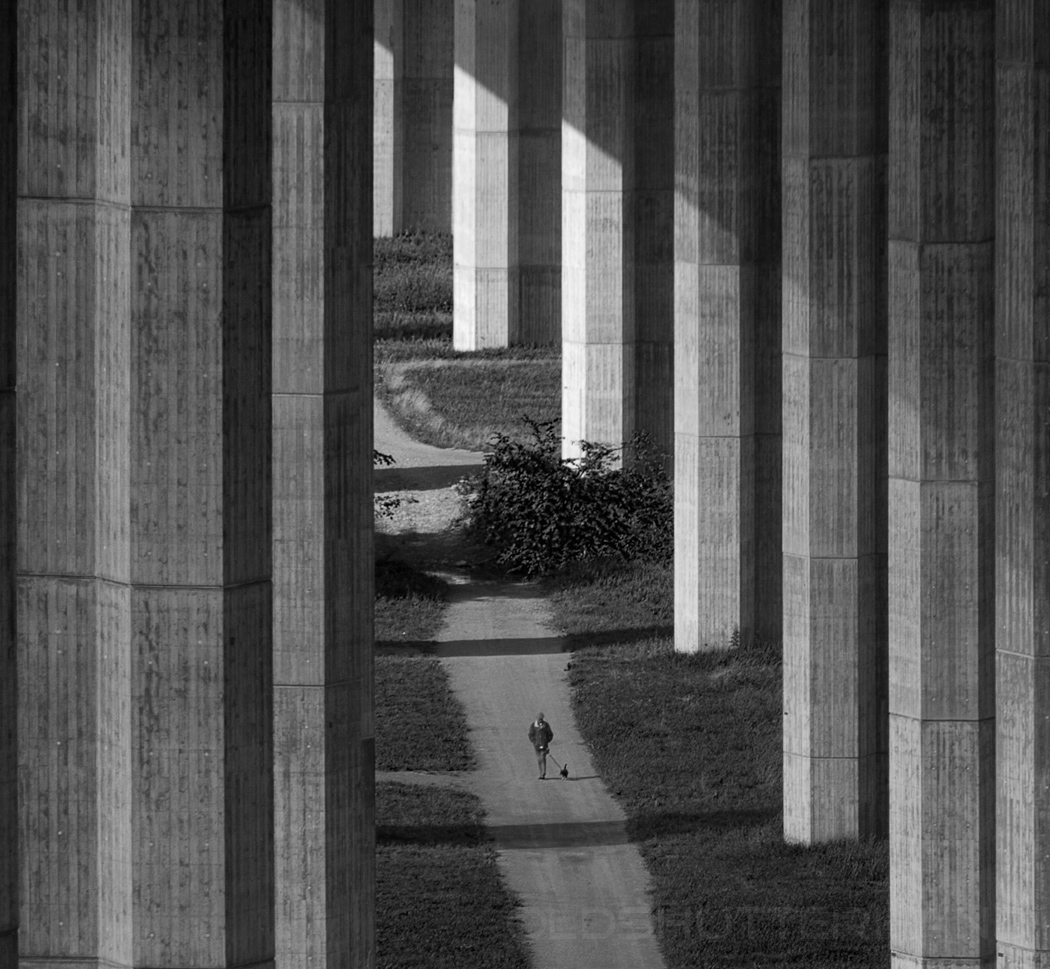 Autofahnbrücke Lanzendorf
