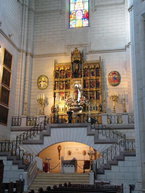 Catedral de la Almudena-Madrid
