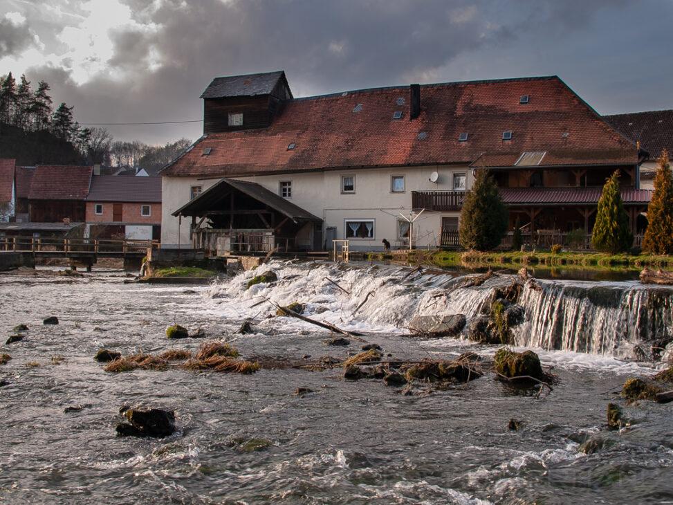 Mühle in Nankendorf