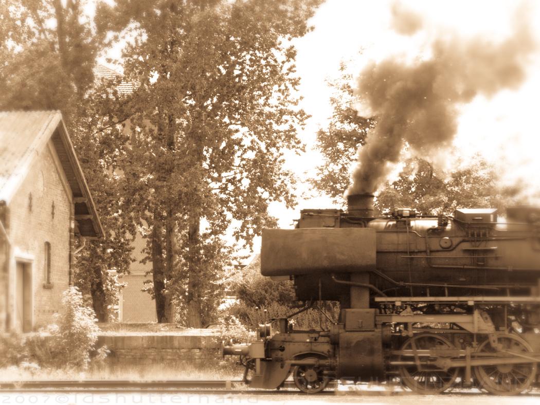 Eisenbahnmuseum Neumarkt