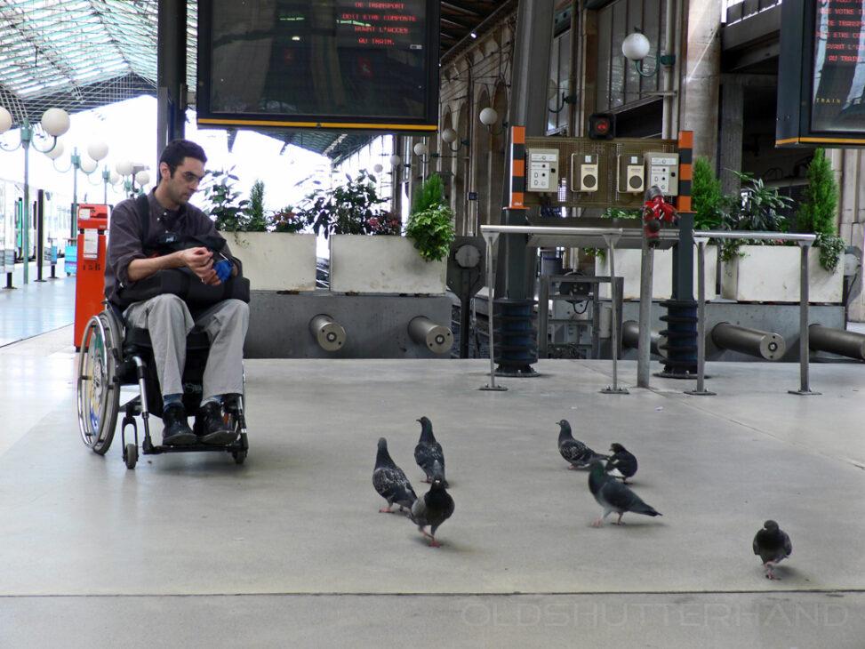 Im Gare du Nord
