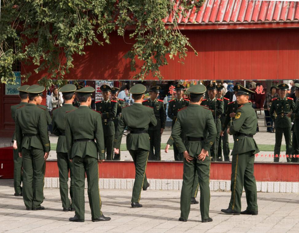 Peking Soldaten
