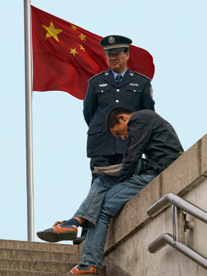 Peking Soldat