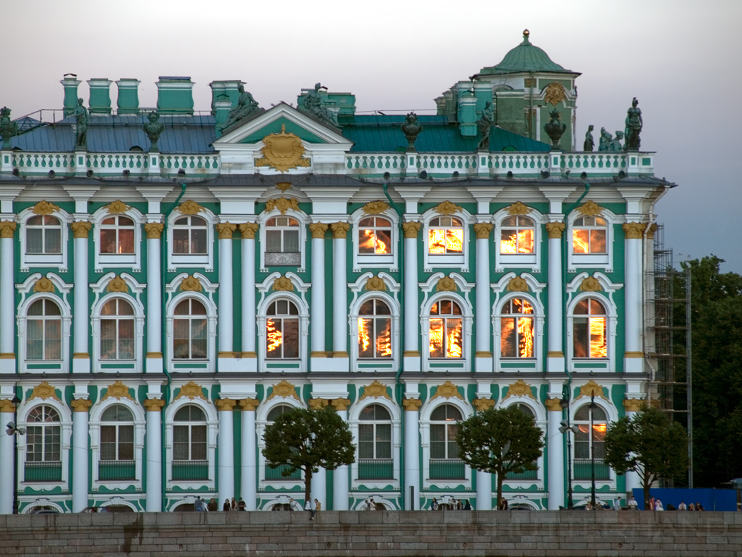 Petersburg Eremitage