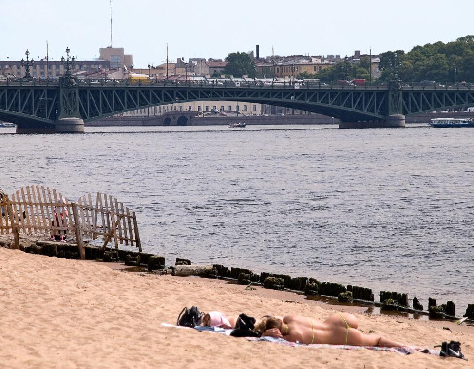 Petersburg Strand