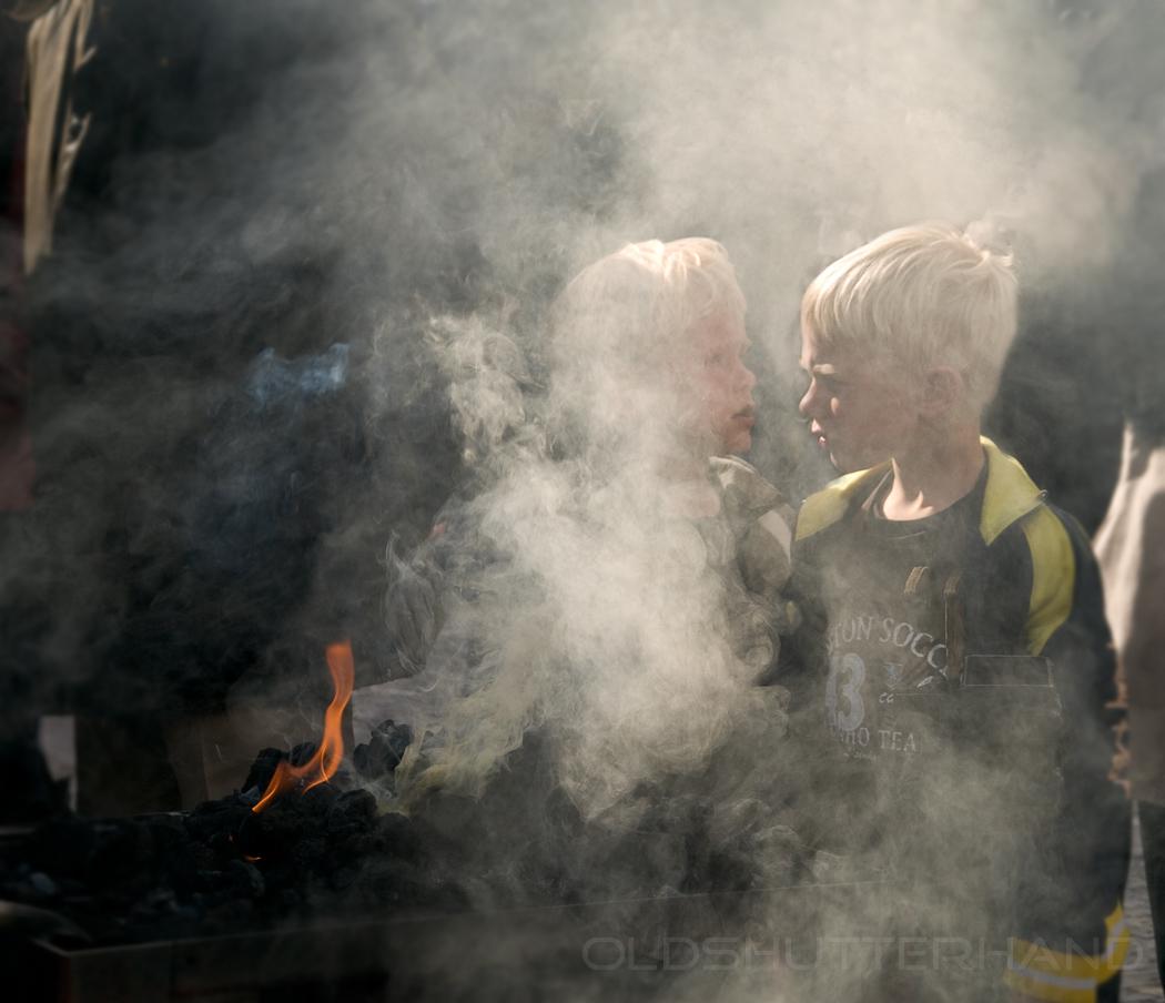 Rauch in Prag
