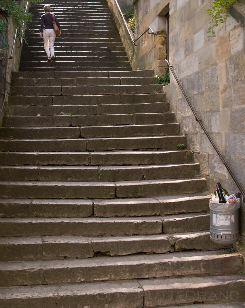 Treppenaufgang Stephansberg
