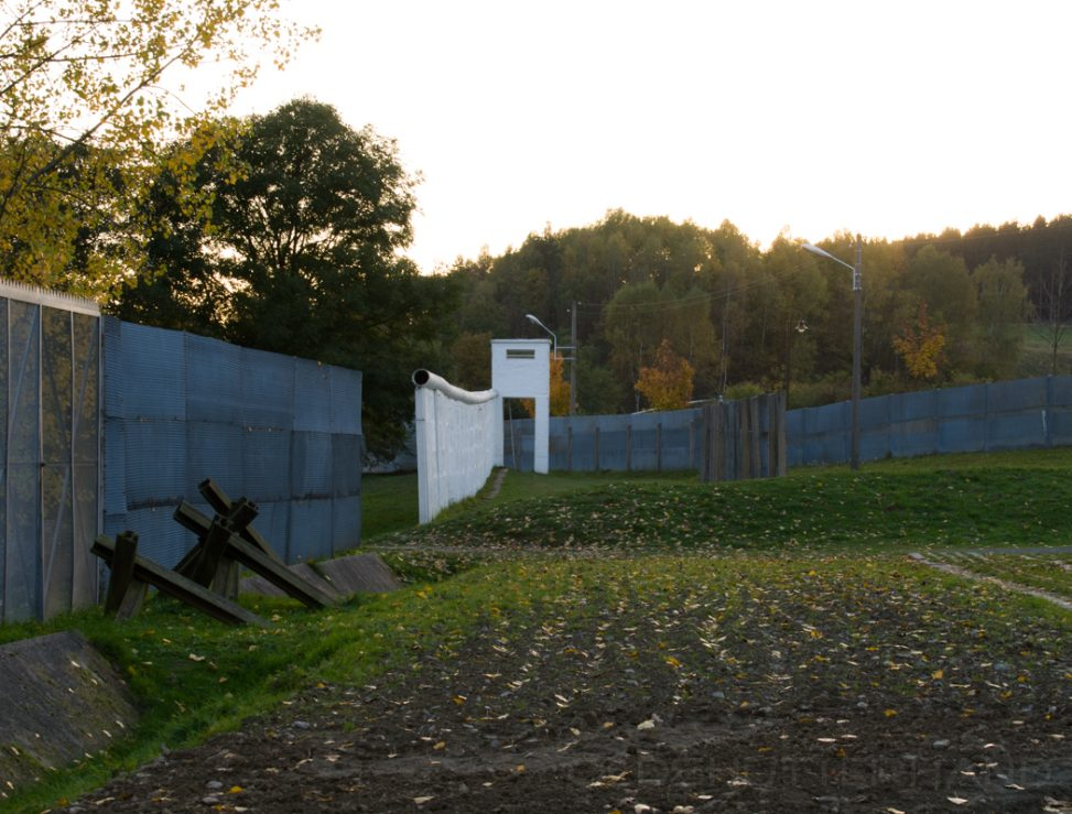 Grenzmuseum Mödlareuth