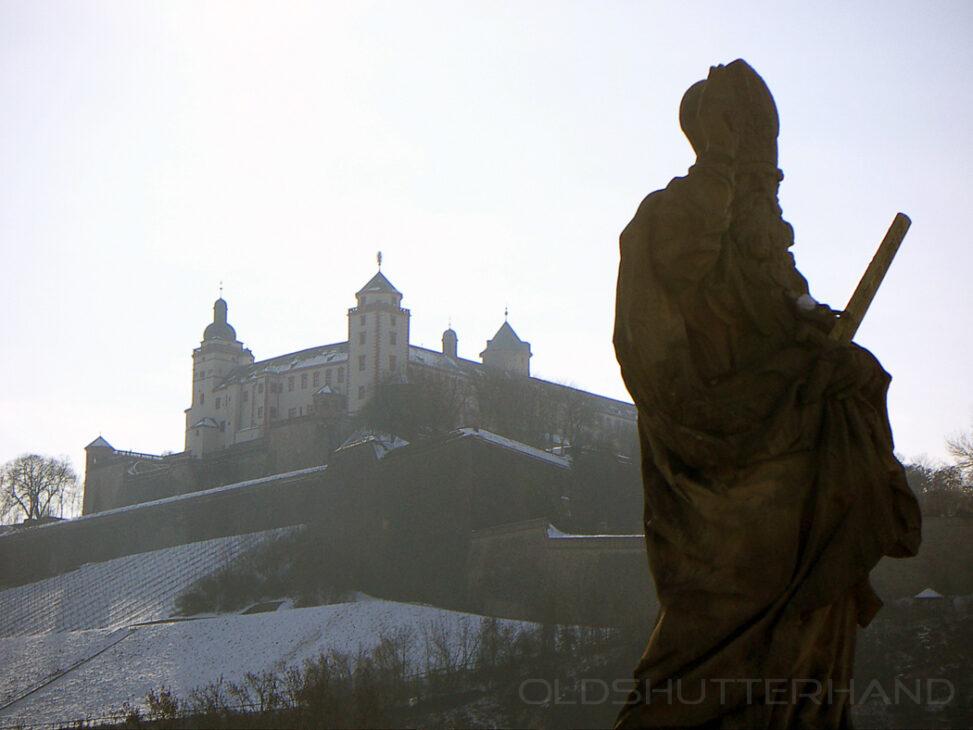 Würzburg im März 2005