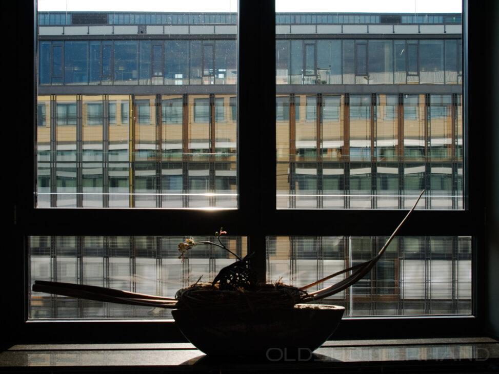 Wiesbaden Hotel Fenster