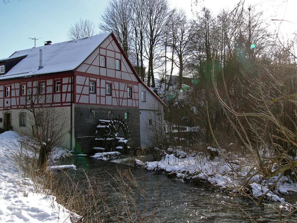 Mühle in Wadendorf