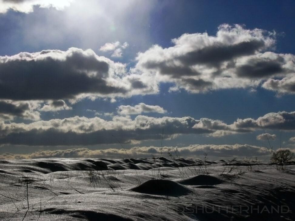 Winter auf dem Jura