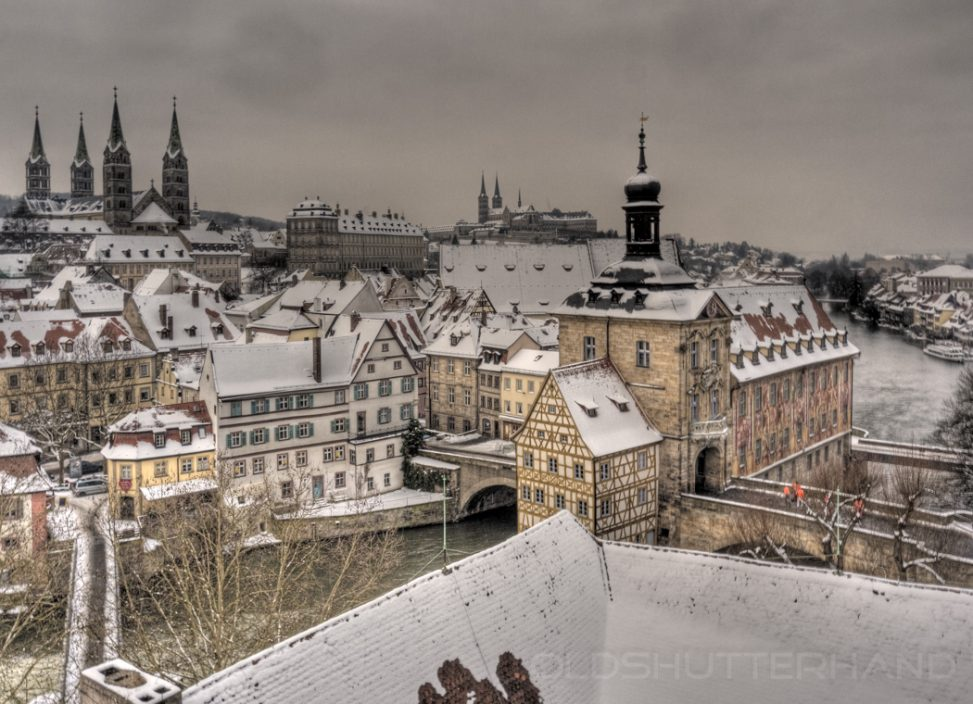 Bamberg Winter