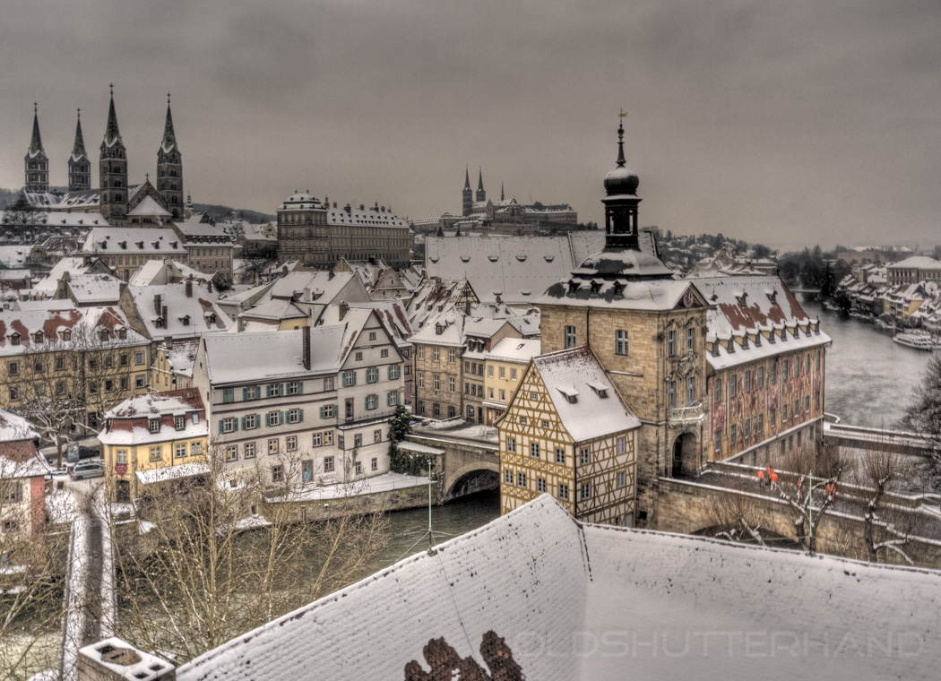 Bamberg Winter
