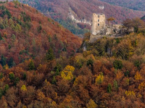 Burgruine Neideck bei Streitberg