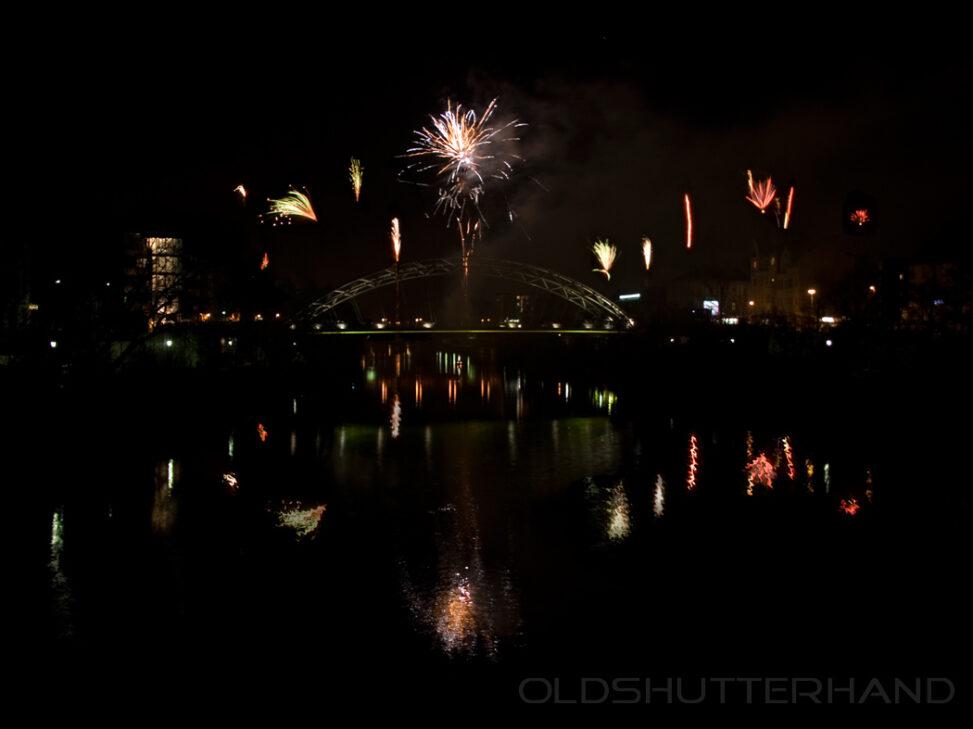 Feuerwerk Bamberg