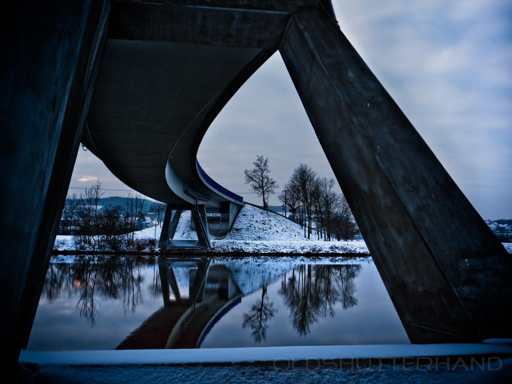 Kanal bei Hirschhaid