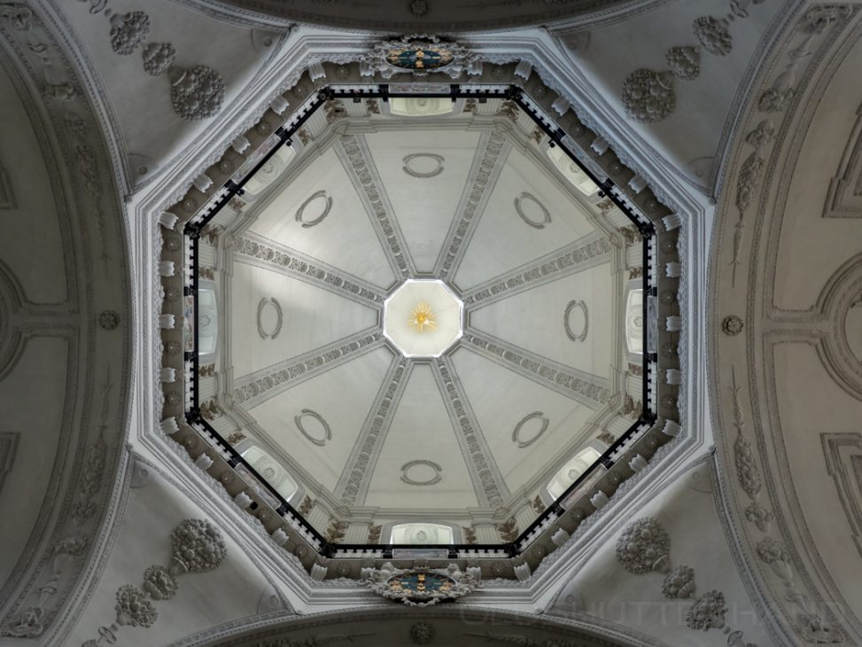 Innsbruck Dom Kuppel