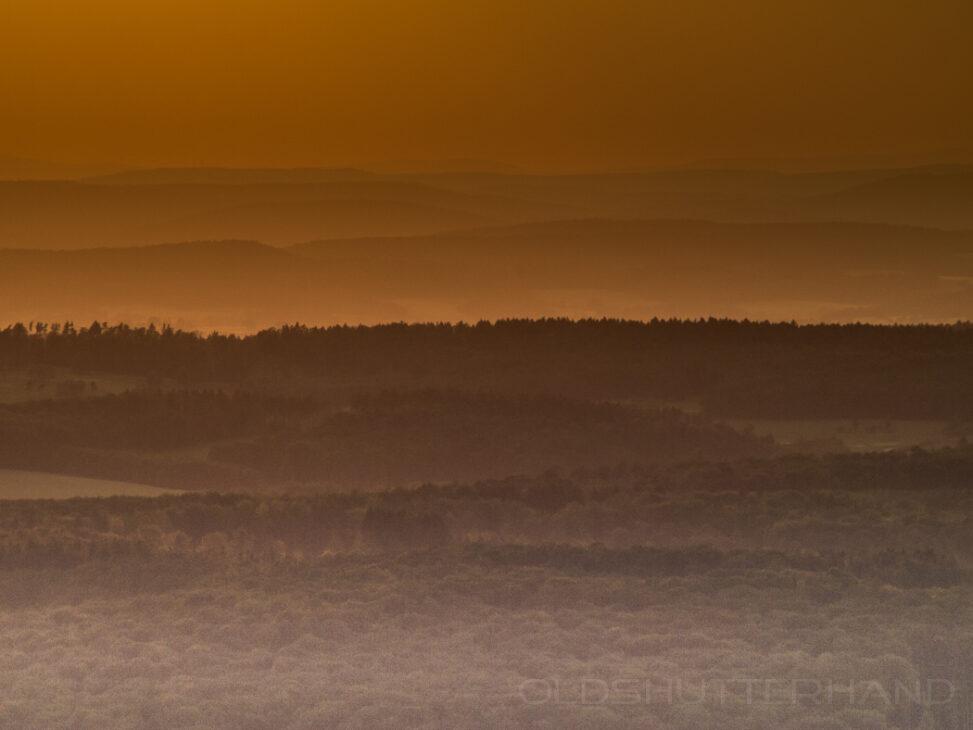 Landschaft Franken