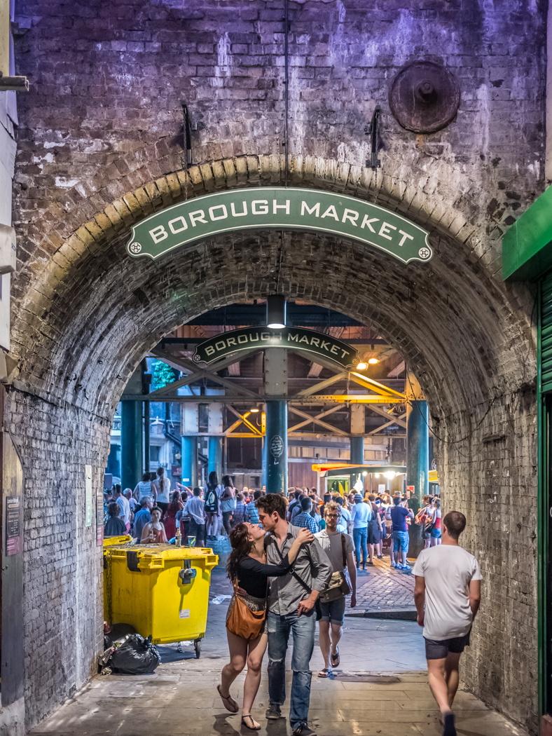 Borough Market 2013