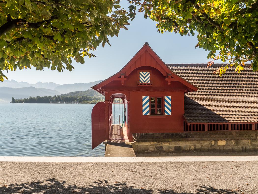 Altes Bootshaus …