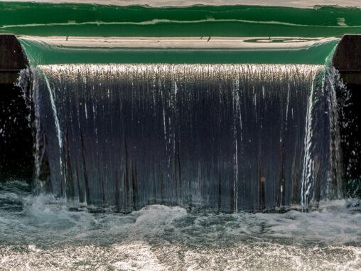 Wasserfall in Luzern