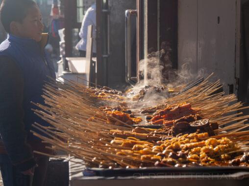 Grill in Peking